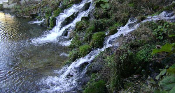 Клептуза водопад